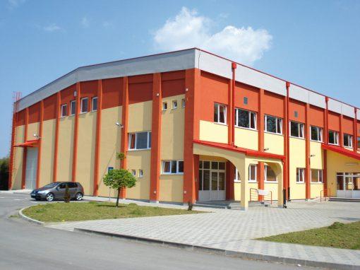 Izgradnja športske dvorane u Špišić Bukovici