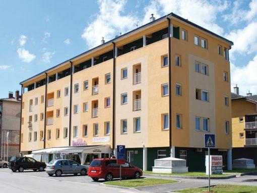 Izgradnja stambeno poslovnog zgrade Domus