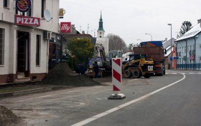 Radovi na izgradnji pješačke i biciklističke staze koja povezuje Viroviticu i Koriju u završnoj fazi