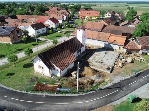 Vatrogasni dom u Vukosaljevici