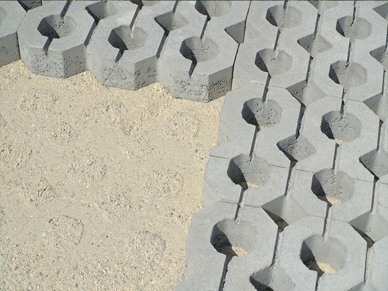 Travni element opločnik 48 x 32 x 8