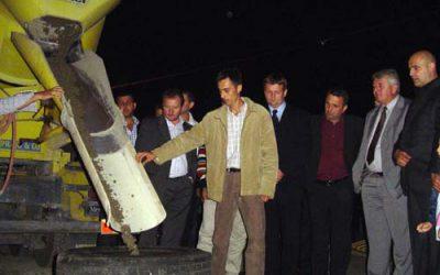 Obitelj Prajo otvorila betonaru u Lukaču