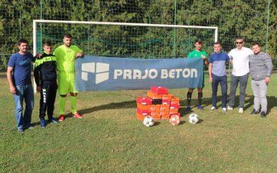 Lukač 05 dobio vrijednu donaciju sportske obuće, stigle kopačke i novi komplet dresova i trenirki