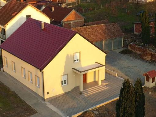 Župni dvor u Đulovcu
